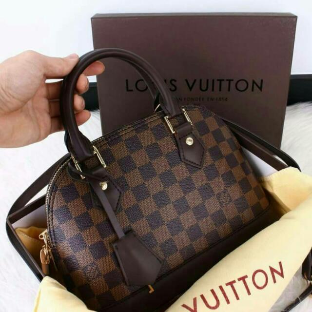 Most Wanted Lv Alma Damier Bags