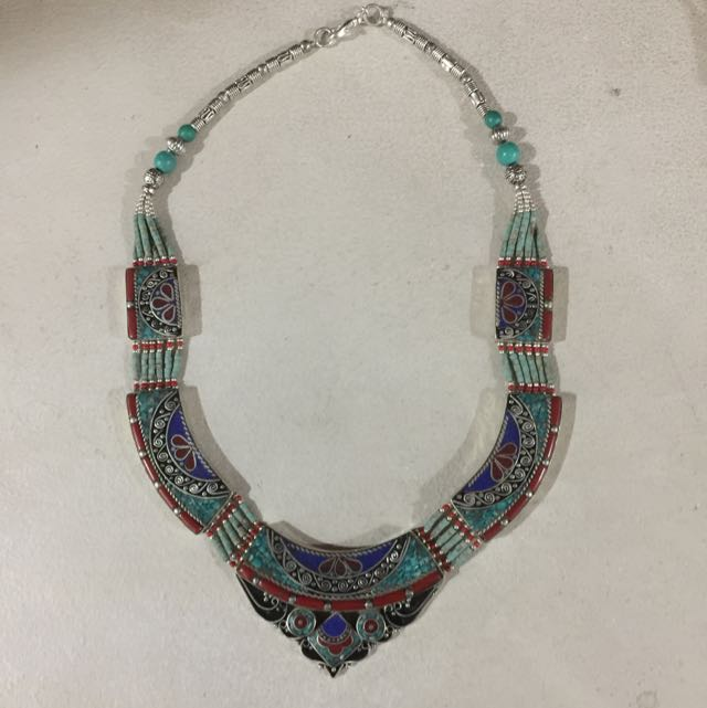 Nepal Handcrafted Necklace