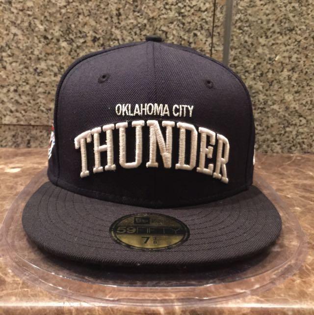 New Era Thunder 雷霆隊棒球帽