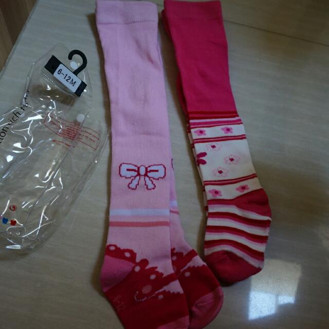 New Leging Cotton Rich Size 9-12 bulan