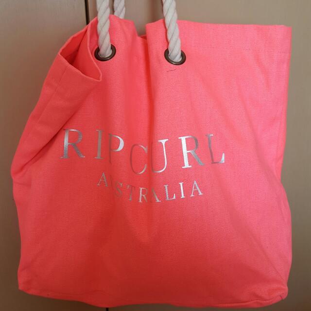 New Ripcurl Beach Bag Fluro