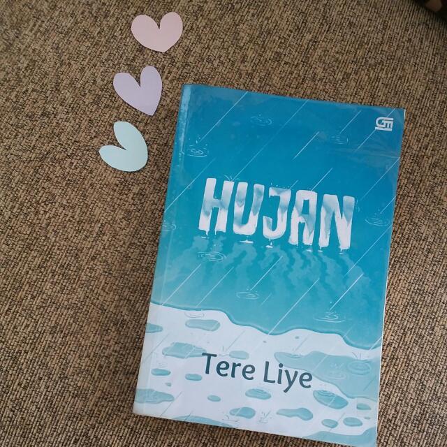 Novel : Hujan (Tere Liye)