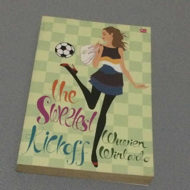 Novel the sweetest kickoff