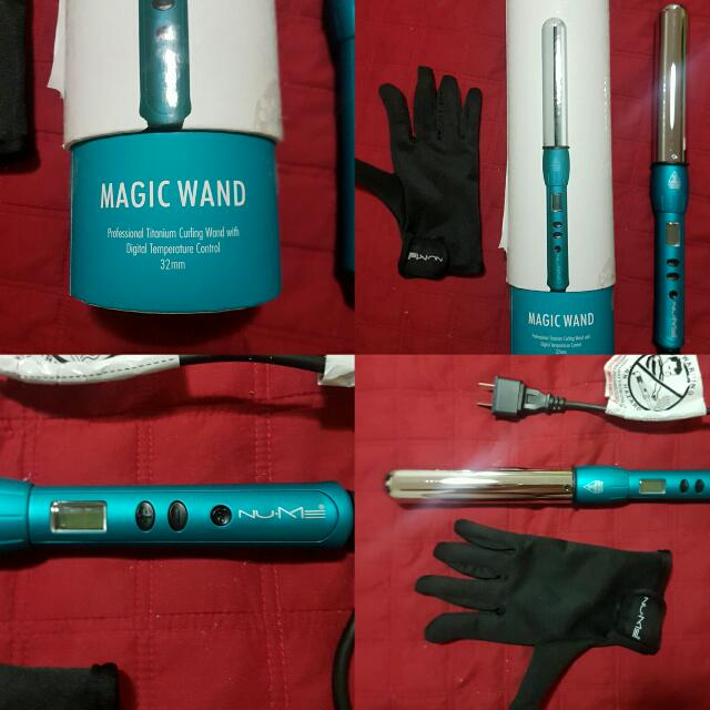 NUME 32MM CURLING WAND