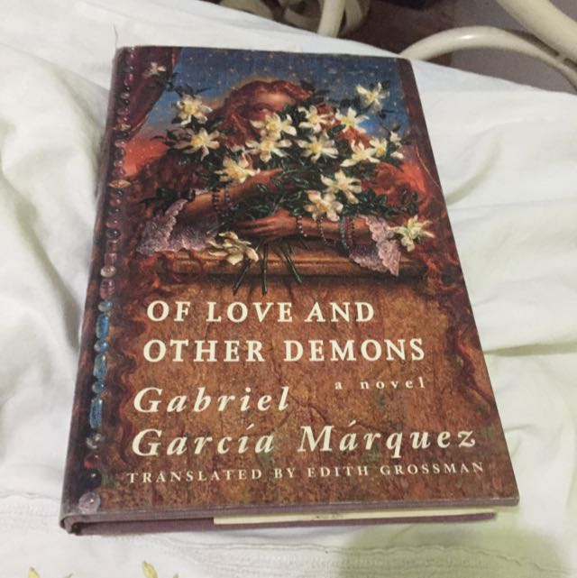 Of Love And Other Demons - Gabriel Garcia Marquez
