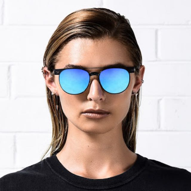 One Teaspoon Captain Cash Sunglasses