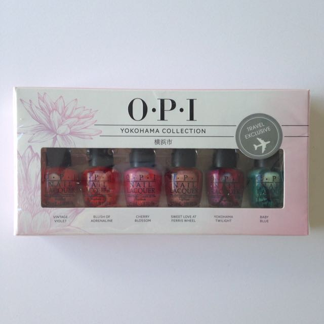 Opi Yokohama Collection