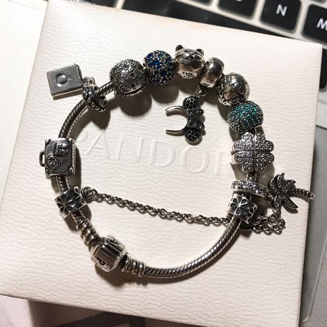Pandora Charms上海迪士尼限定米妮