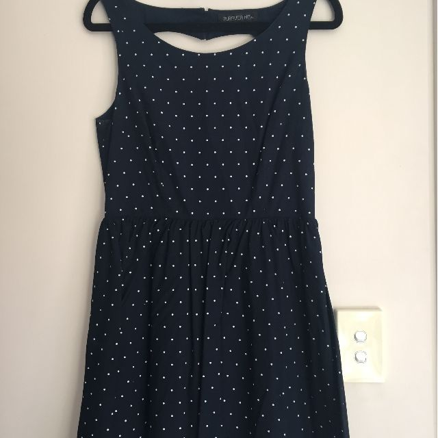 Poka Dot Dress - Forever New