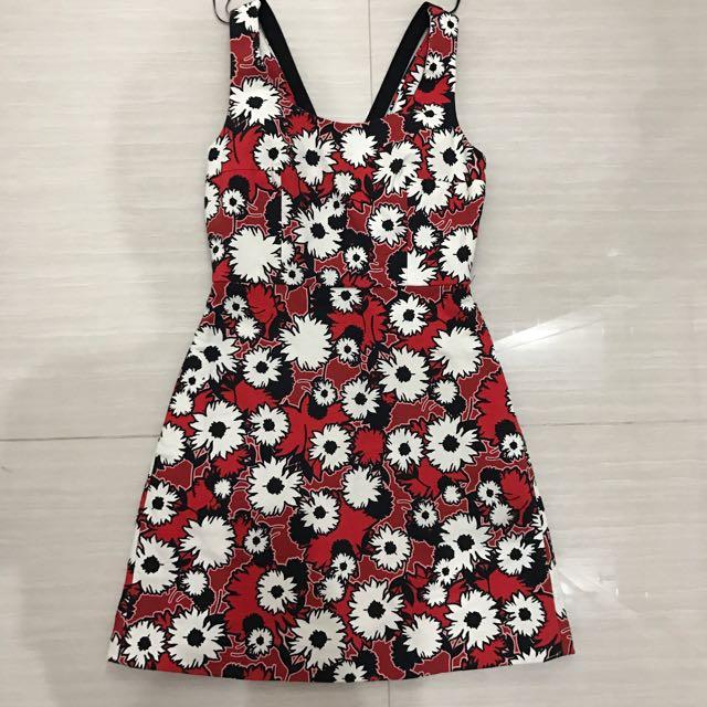 Preloved mini dress Zara asli