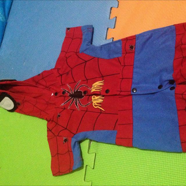 Pre-loved Spider Man Costume