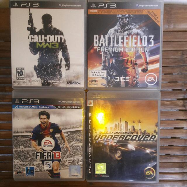 PS3 Games TAKE ALL!!!
