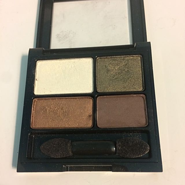 Revlon Colorstay 16 Hr Eyeshadow Quad 515 Adventurous