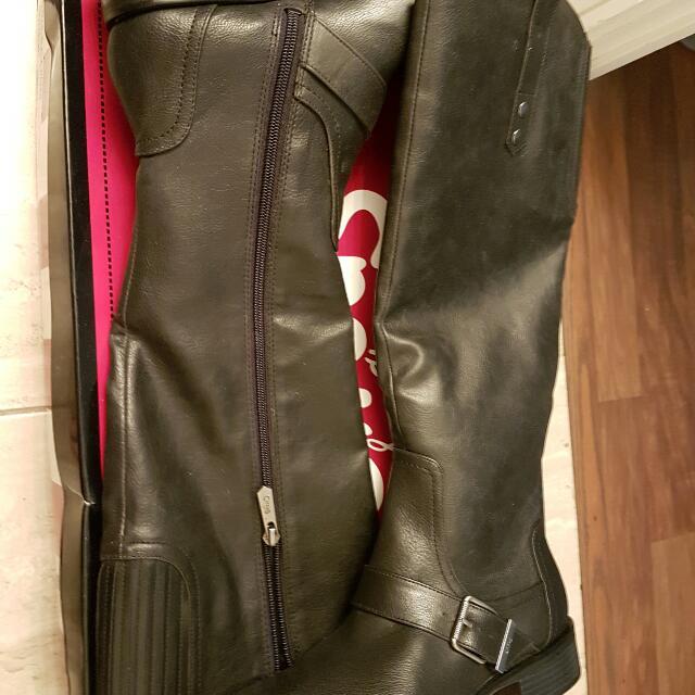 Sam Edelman Riding Boots Size 7