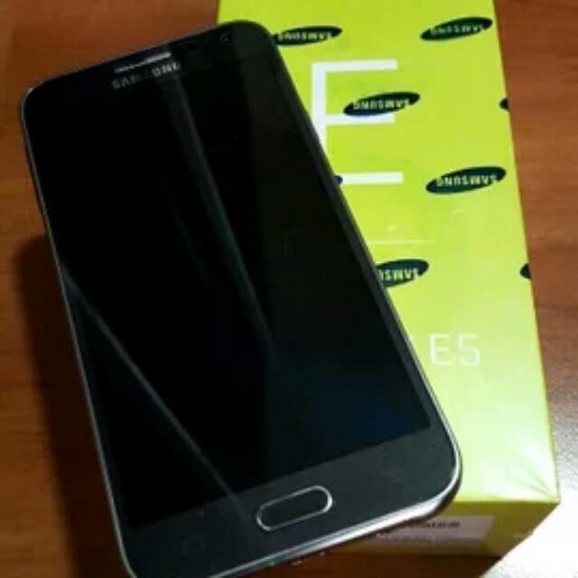 Samsung Galaxy E5 Fullset Mobile Phones Tablets Android On Carousell