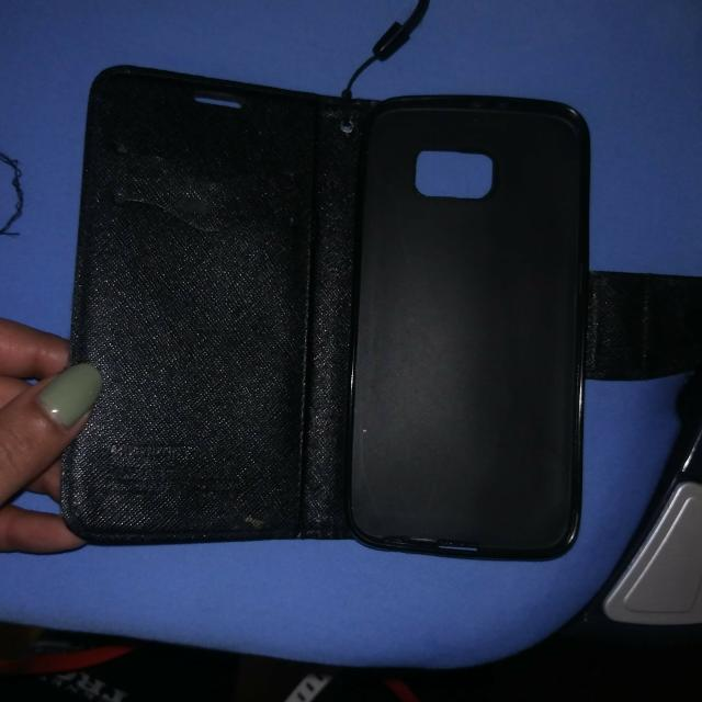 Samsung Galaxy S6 Edge Wallet Case