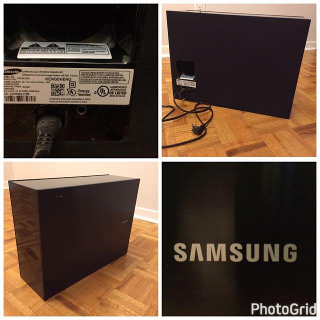 Samsung Home Theatre Bass Box Wireless