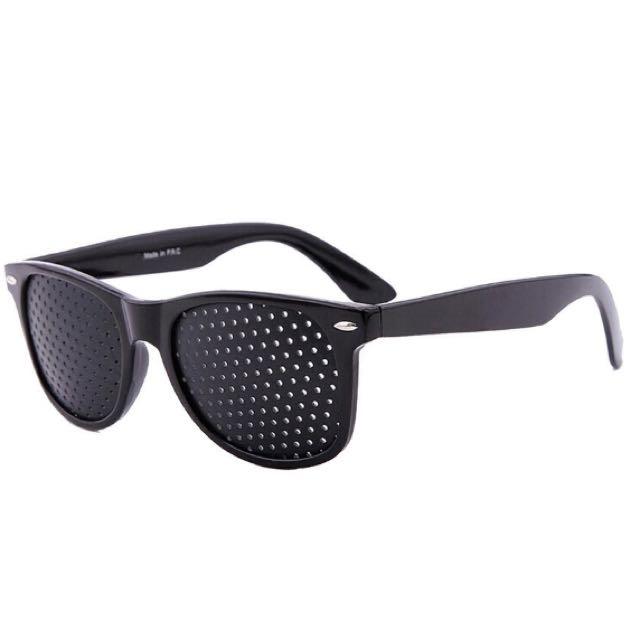 Stenopeic Glasses Vision Corrector