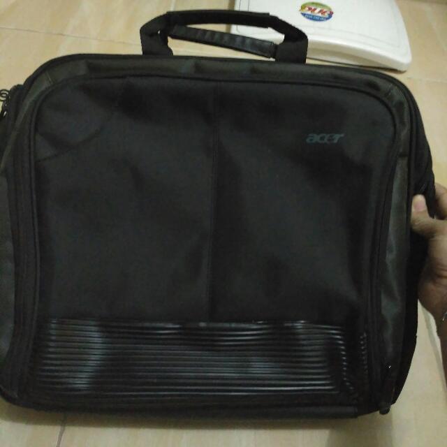 Tas Leptop Acer Kondisi 90% Msh Bgus Tdk Ada Cacat.