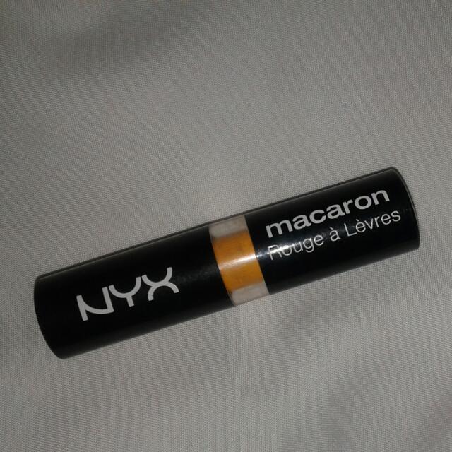#TISGRATIS Lipstik NYX Macaron Lippie Rouge A Levres