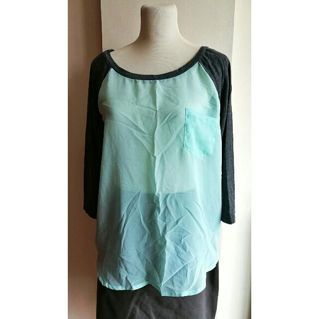 Used once Sheer 3/4 fits L-XL - 100