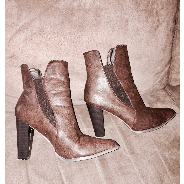 Very Cute Brown Boots