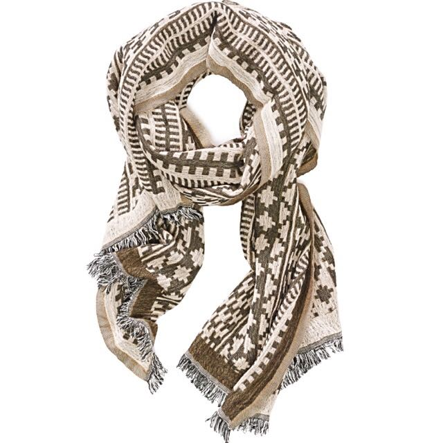 Wilfred Tapestry Scarf