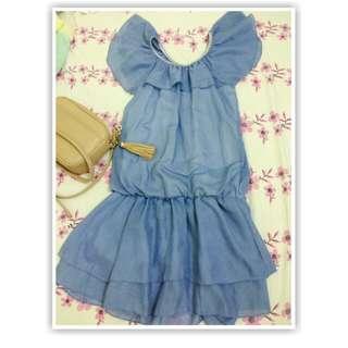 Dress Soft BLue