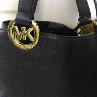 MK Authentic leather Hand Bag