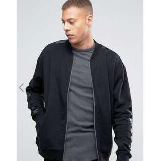 瑞典經典品牌 Cheap Monday 黑色設計款外套 全新正品現貨S號