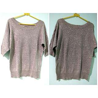 Reprice Knit Blouse