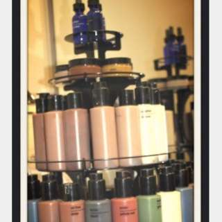 NEGOTIABLE Motives Custom Blend Professional Set Makeup/ Concealer Customize Your Own Makeup