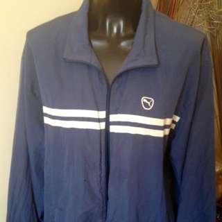 Vintage Puma Jacket!