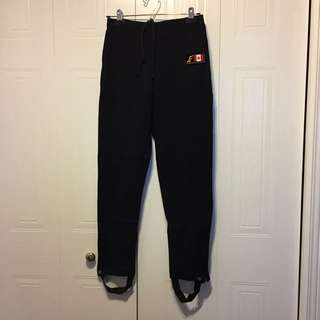 Women's Black Skating Pants (Size Small)