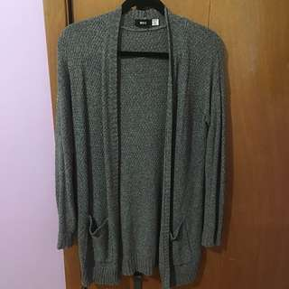 BDG Grey Cardigan
