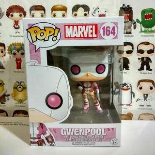 Funko Pop Gwenpool With Phone Exclusive Vinyl Figure Collectible Toy Gift Marvel Comic Super Hero