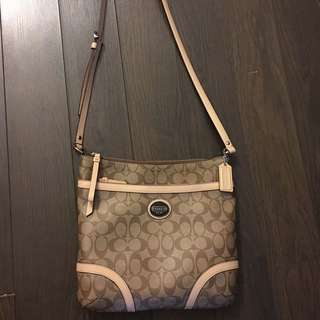 Authentic Classic Coach Purse