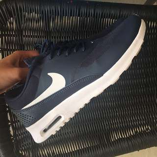 Nike Air Max thea Navy Blue