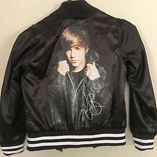 Justin Bieber Jacket Size 6