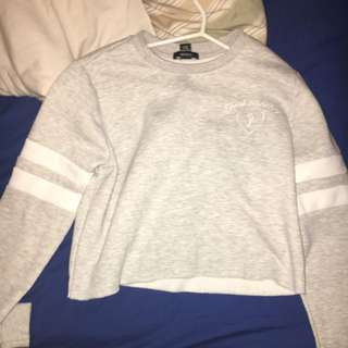 Forever 21 Slightly Cropped Sweater