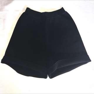SABA Keira Milano Shorts Black