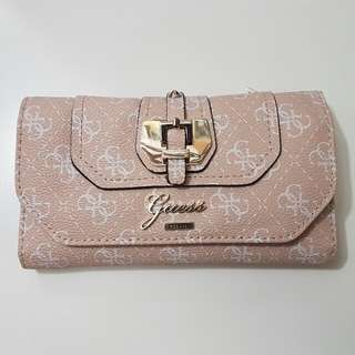 Pink GUESS Wallet
