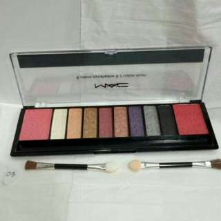 MAC Eyeshadow & Blusher No. 7002