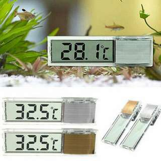 Hot Digital Tank Aquarium Temperature Thermometer Fish Water