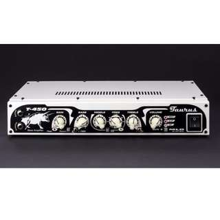 TAURUS T-450 (BASS Head Amp)