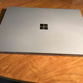 Microsoft Surface Book 13.5in.
