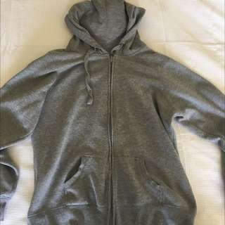 Grey Hoodie/ Jacket/ Jumper