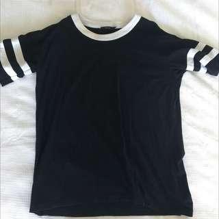 Black And White Nunui Top