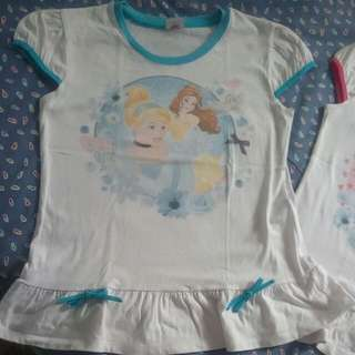 Disney Princess Tops
