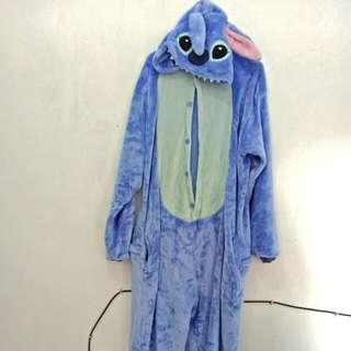 Piyama Stitch Blue